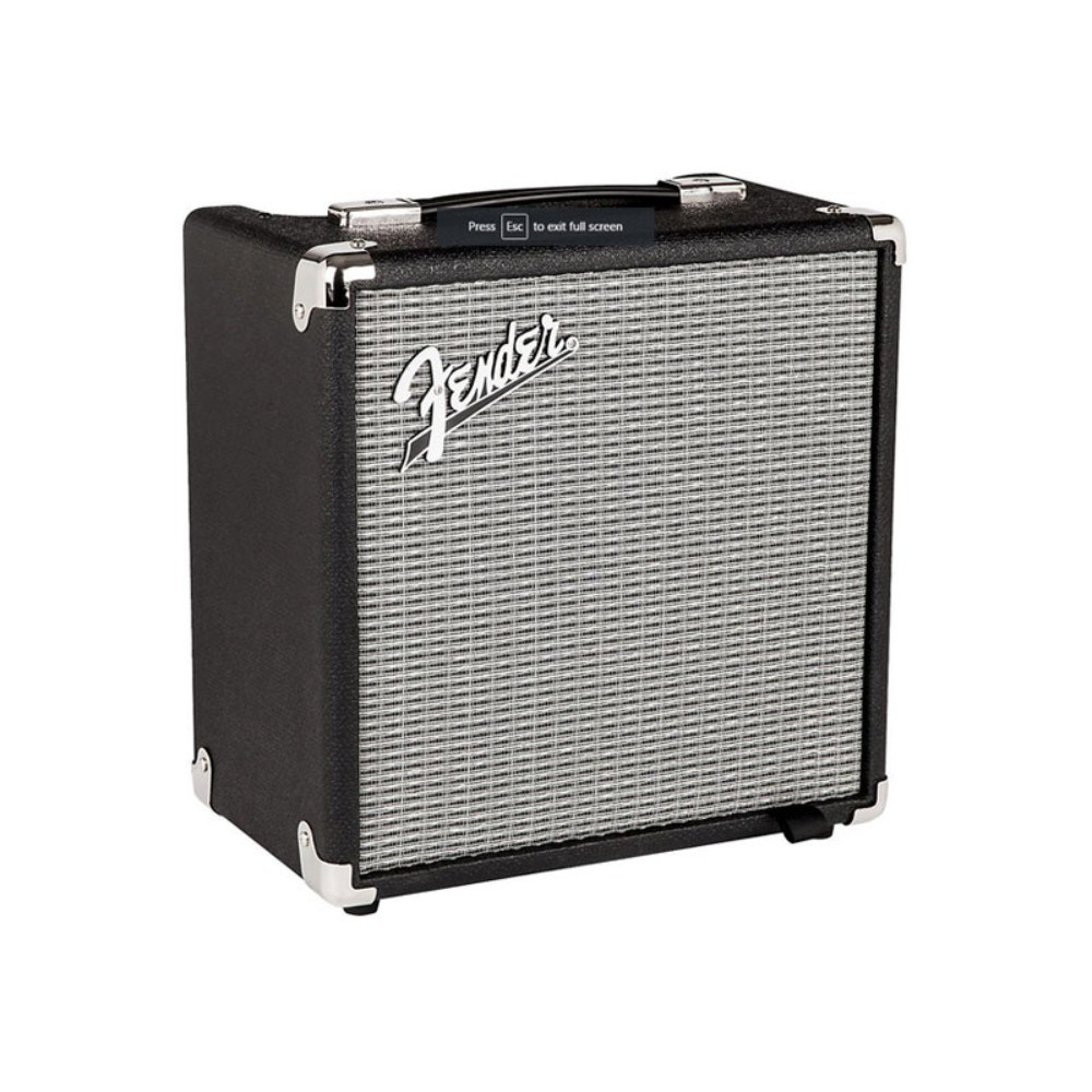 FENDER RUMBLE 15 COMBO კომბი