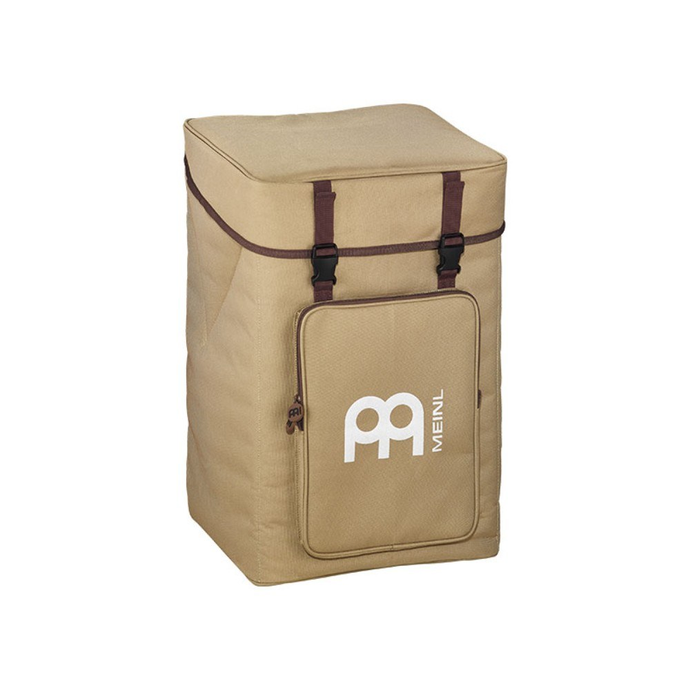 MEINL MCJB-BP CAJON BACKPACK PRO BEIGE კახონის ჩანთა