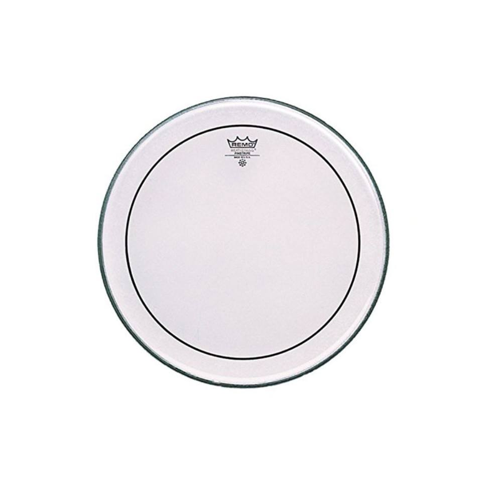 Remo Pinstripe Clear Drum Head, 12 Inch