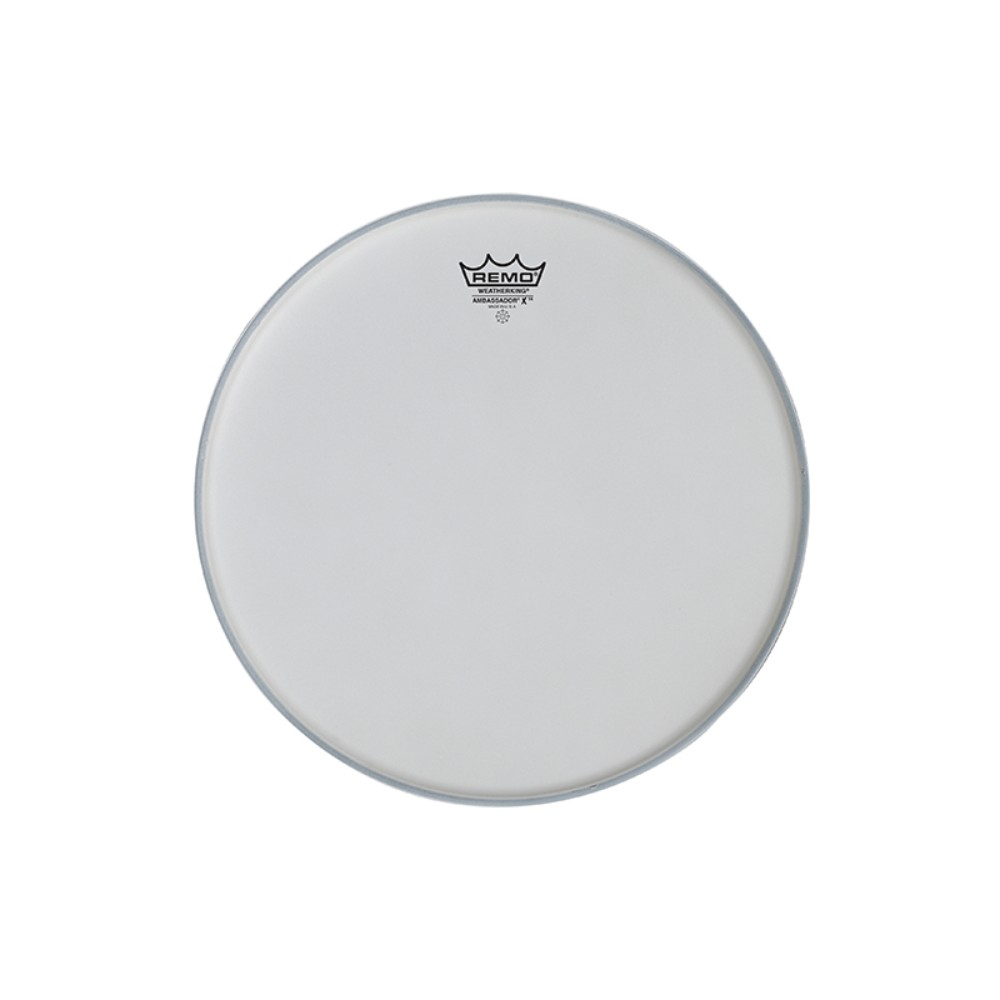 "REMO Ambassador® X14 14"" 14-mil Batter - Coated"