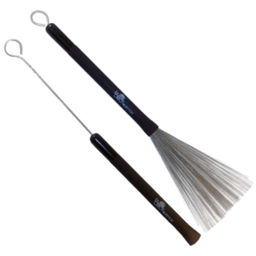 Los Cabos Rubber retractable brush with pull rod  დრამის ფუნჯი