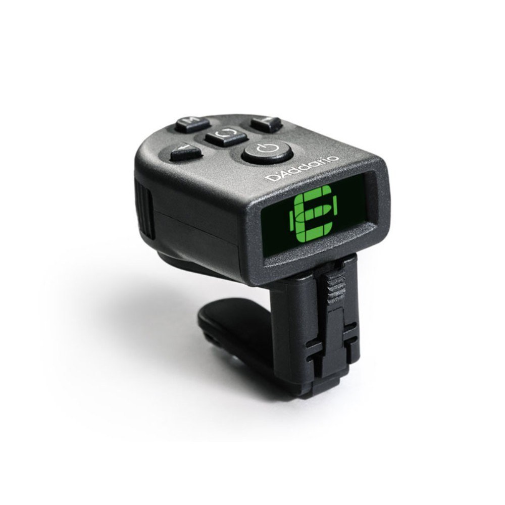 D'Addario NS Micro Clip-On Tuner ტიუნერი