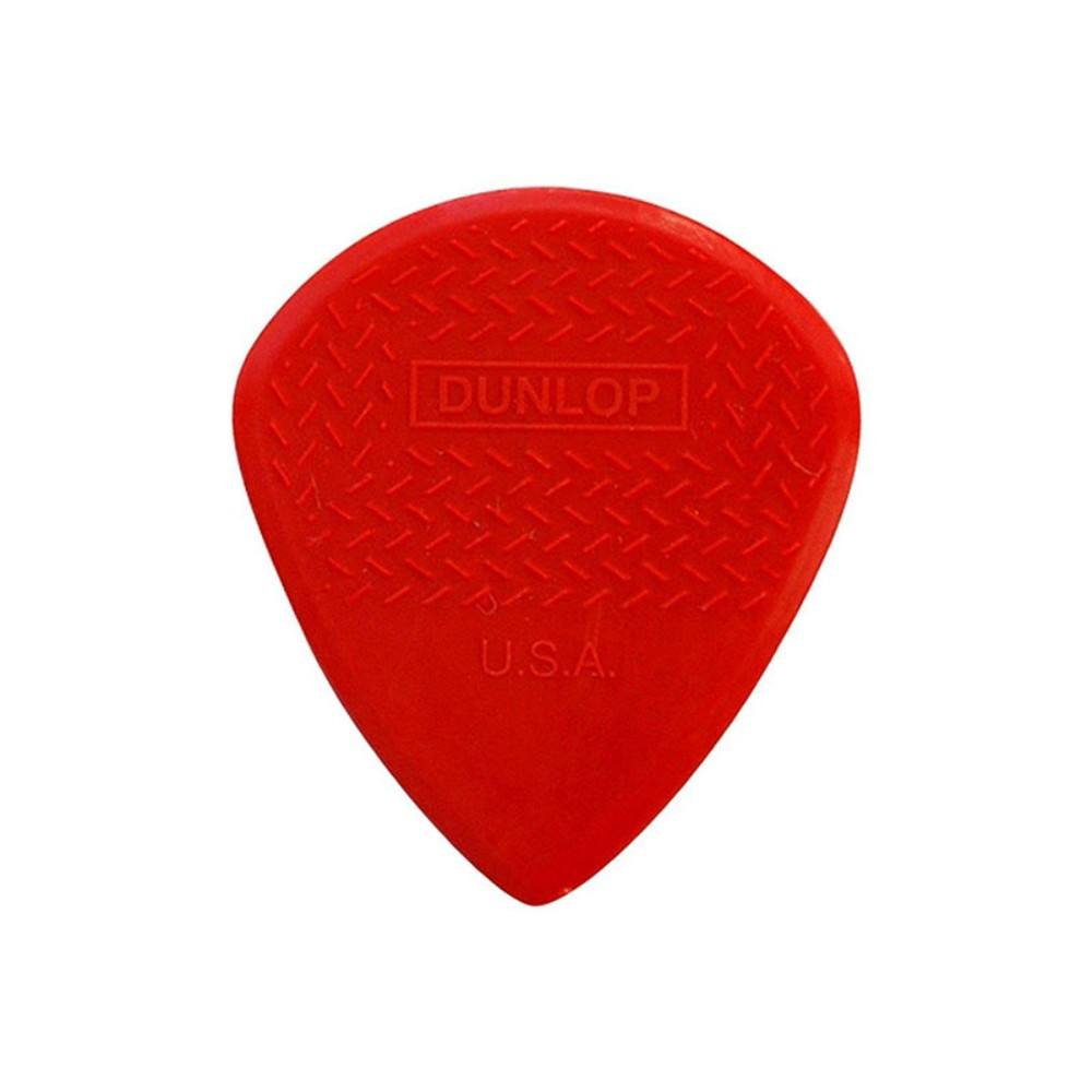 Dunlop 471R3N Max-Grip Jazz III, Red Nylon მედიატორი