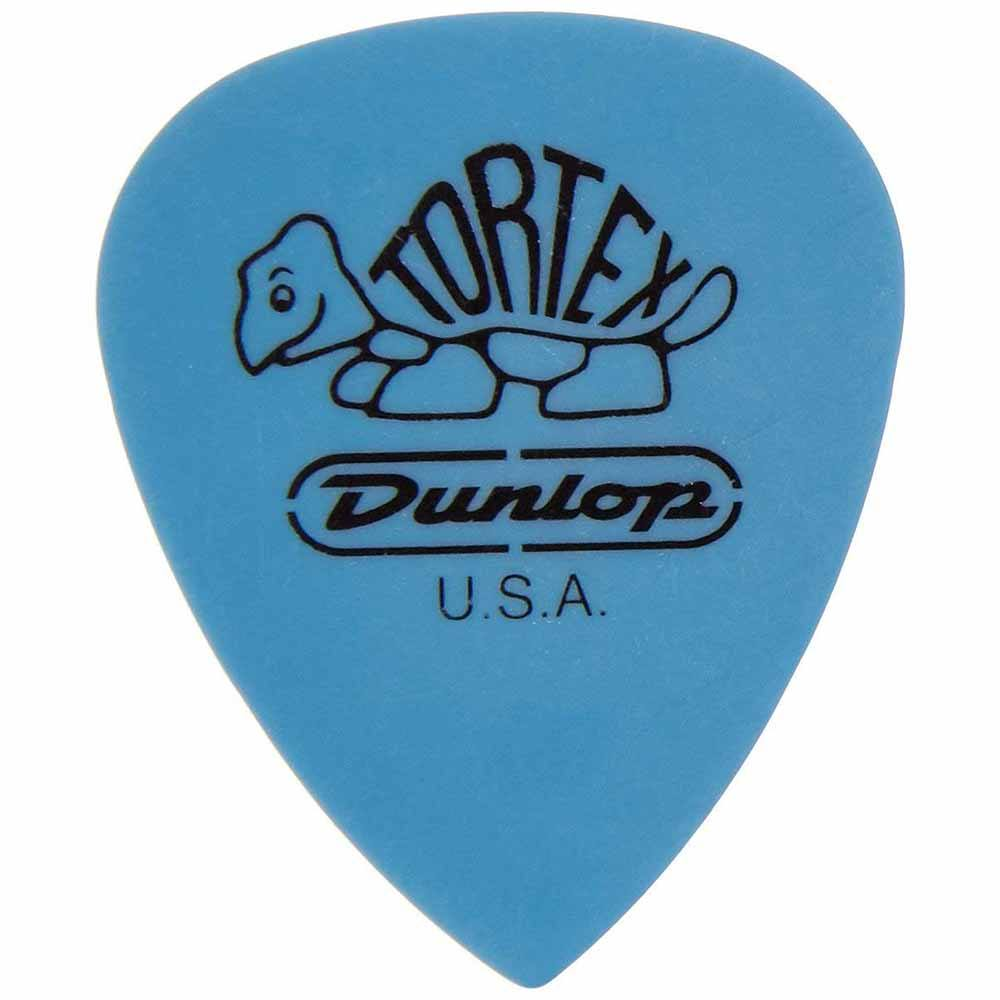 Dunlop 462R1.00 Tortex TIII, Blue, 1.0mm-მედიატორი