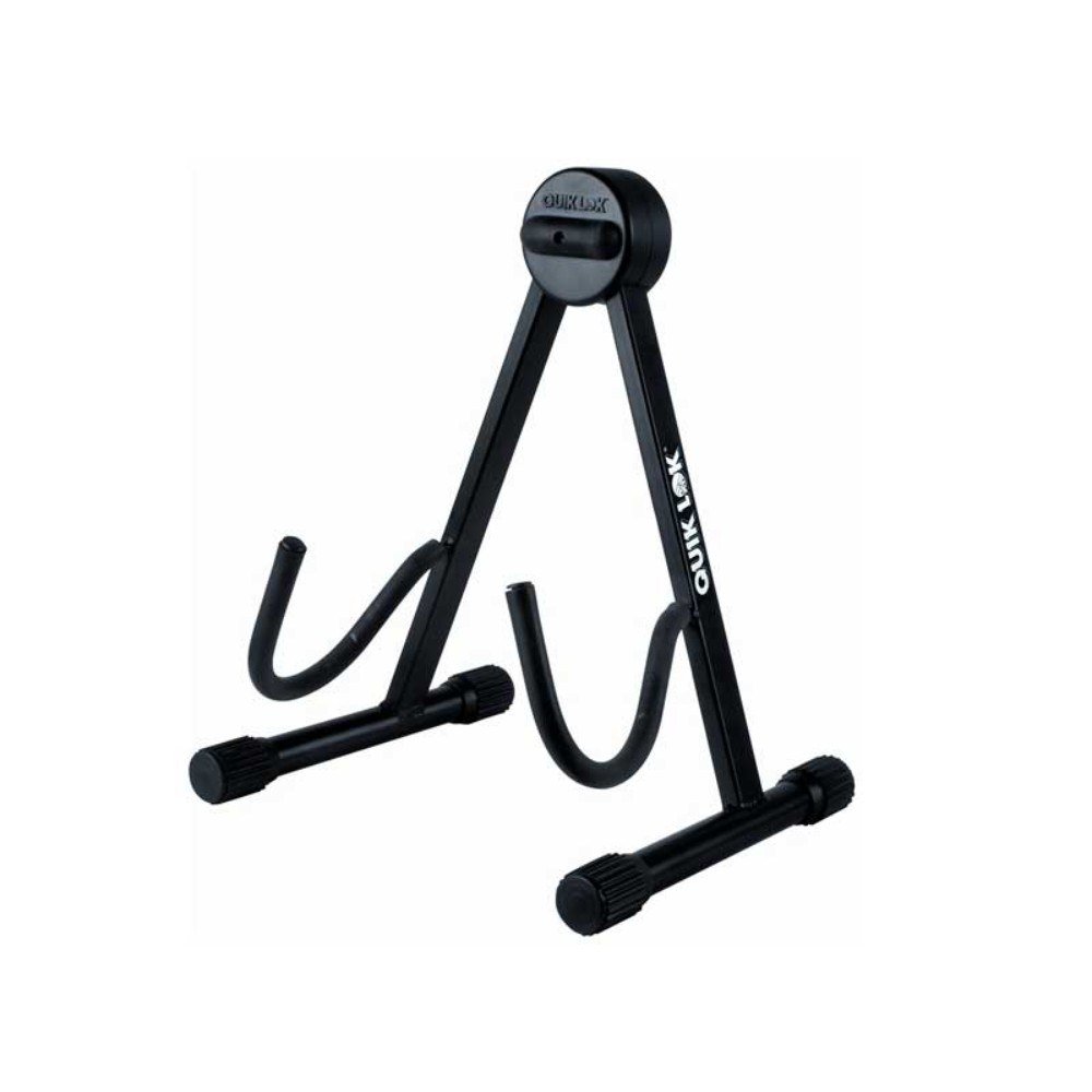 QUIKLOK QL633 Low  A frame acoustic guitar stand Black გიტარის სადგამი