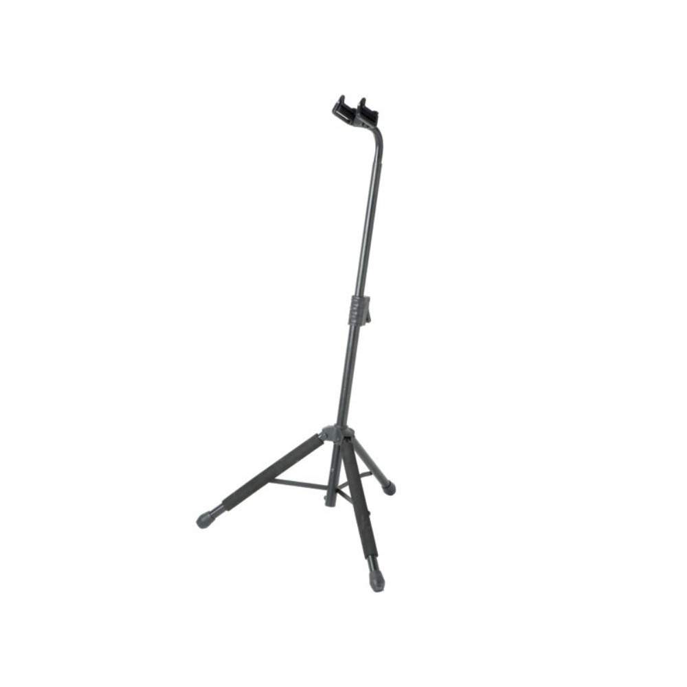 QUIKLOK GS101 Universal guitar stand with self-locking yoke device - Black გიტარის სადგამი