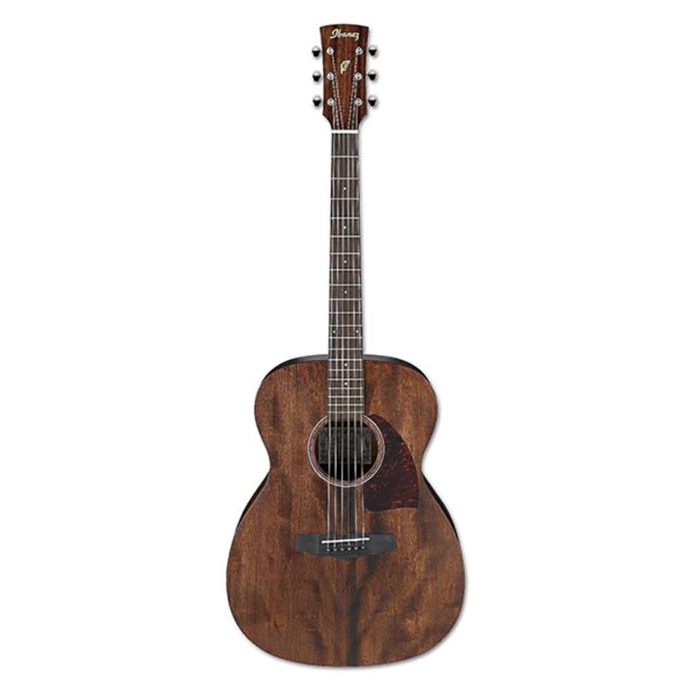 IBANEZ PC12MH OPN Ac. guitar, top-solid mahogany, body-mahogany, neck-mahogany, natural აკუსტიკური გიტარა