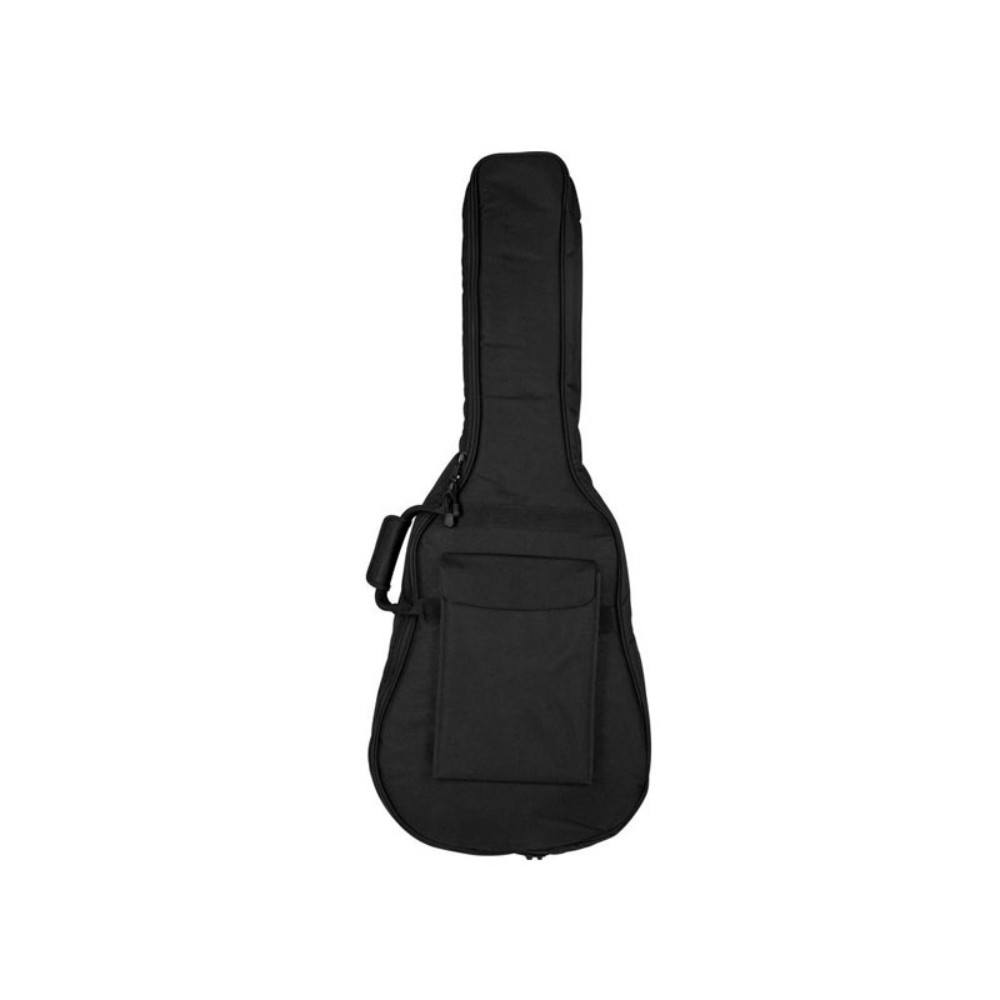 AXL JGB-090EG-BK Standard Electric Guitar Gig Bag 600 Denier Duraguard, 6mm შალითა