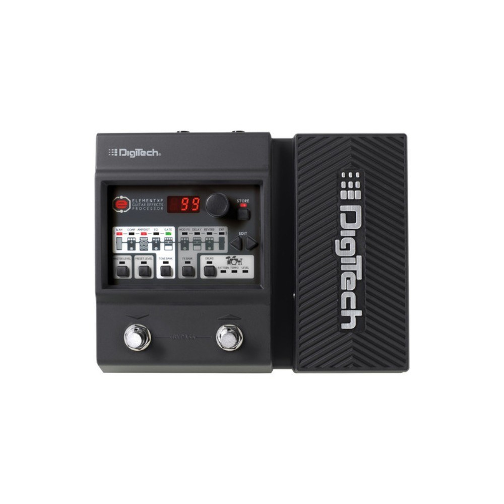 DigiTech Element XP Guitar Multi-Effects Processor with Expression Pedal გიტარის ეფექტ პედალი