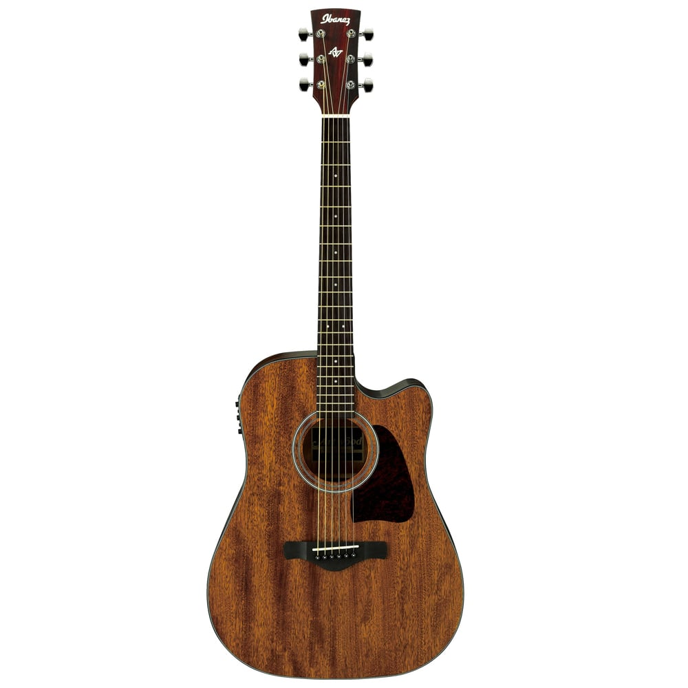 Ibanez AW54CE OPN electro acoustic guitar (open pore natural) Artwood ელ. აკუსტიკური გიტარა