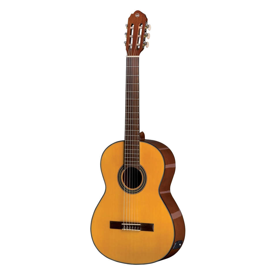 GEWA E-Acoustic Student 4/4 NATURE WITH PREAMP