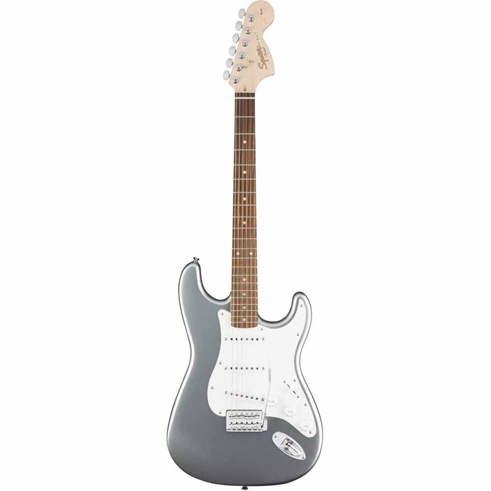 FENDER SQUIER Affinity Series™ Stratocaster®, Slick Silver ელექტრო გიტარა