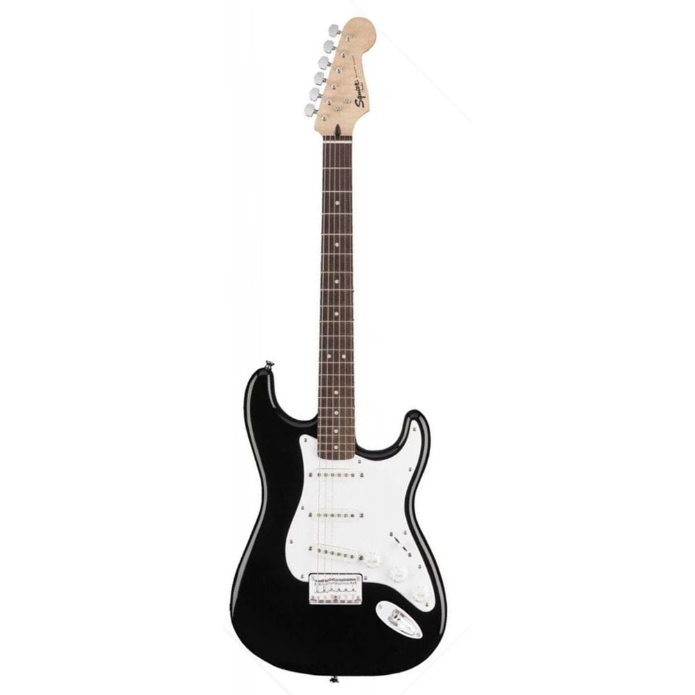 Fender Squier Bullet Stratocaster® Hard Tail, Laurel Fingerboard, Black  ელ.გიტარა