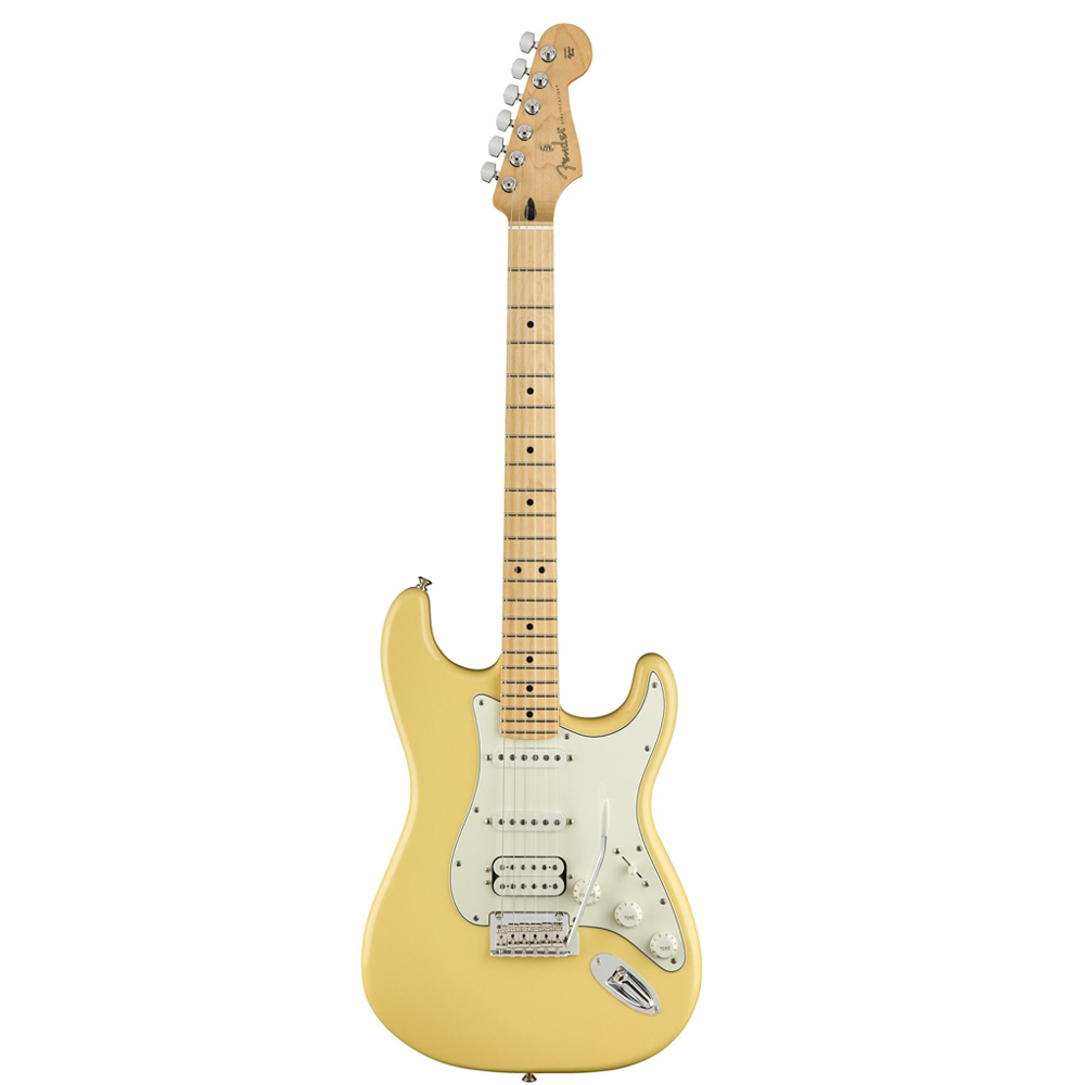 Fender Player Stratocaster®, Maple Fingerboard, Buttercream ელ.გიტარა