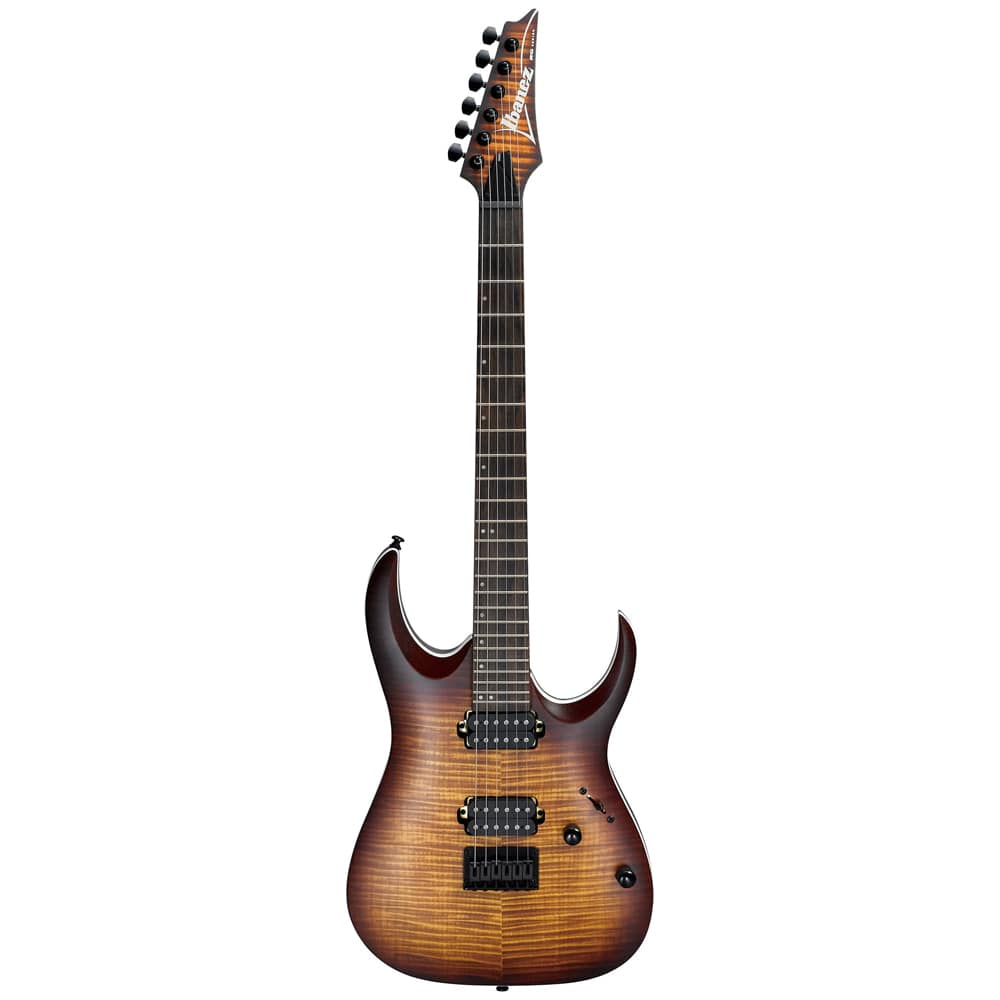 IBANEZ RGA42FM DEF electric guitar (dragon eye burst flat) ელექტრო გიტარა