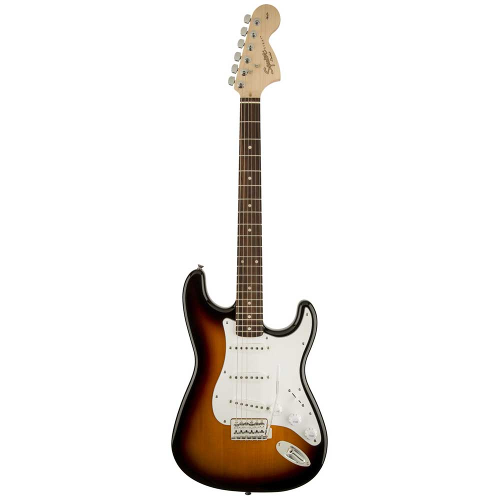 FENDER Affinity Series™ Stratocaster®, Laurel Fingerboard, Brown Sunburst