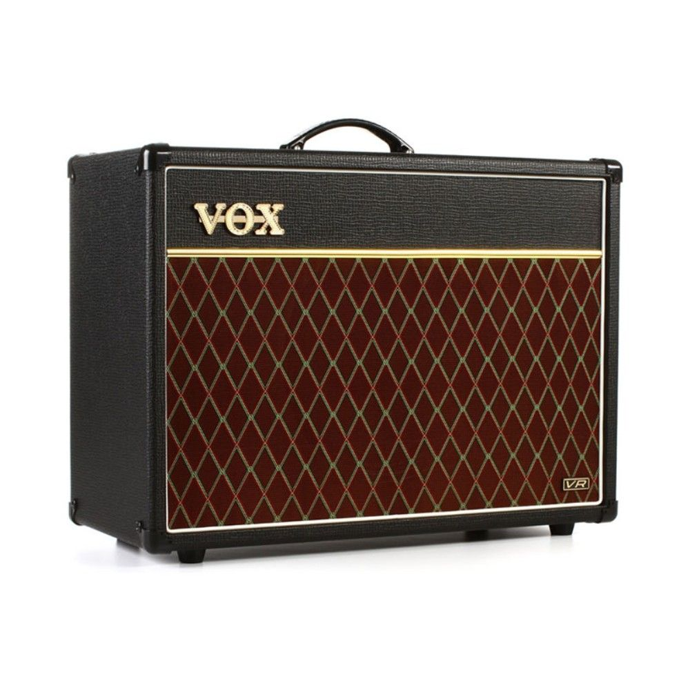 "VOX AC15VR Combo for el. guitar, 15W, 1x12"" Celestion, 2 channels, preamp  ელ. გიტარის გამაძლიერებელი"