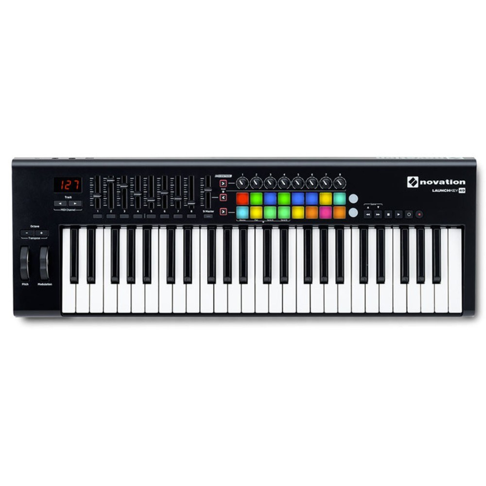 NOVATION Launchkey 49 MK 2