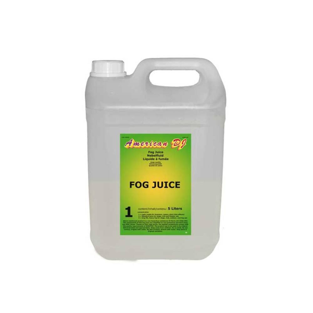 ADJ Fog Juice Light 5L