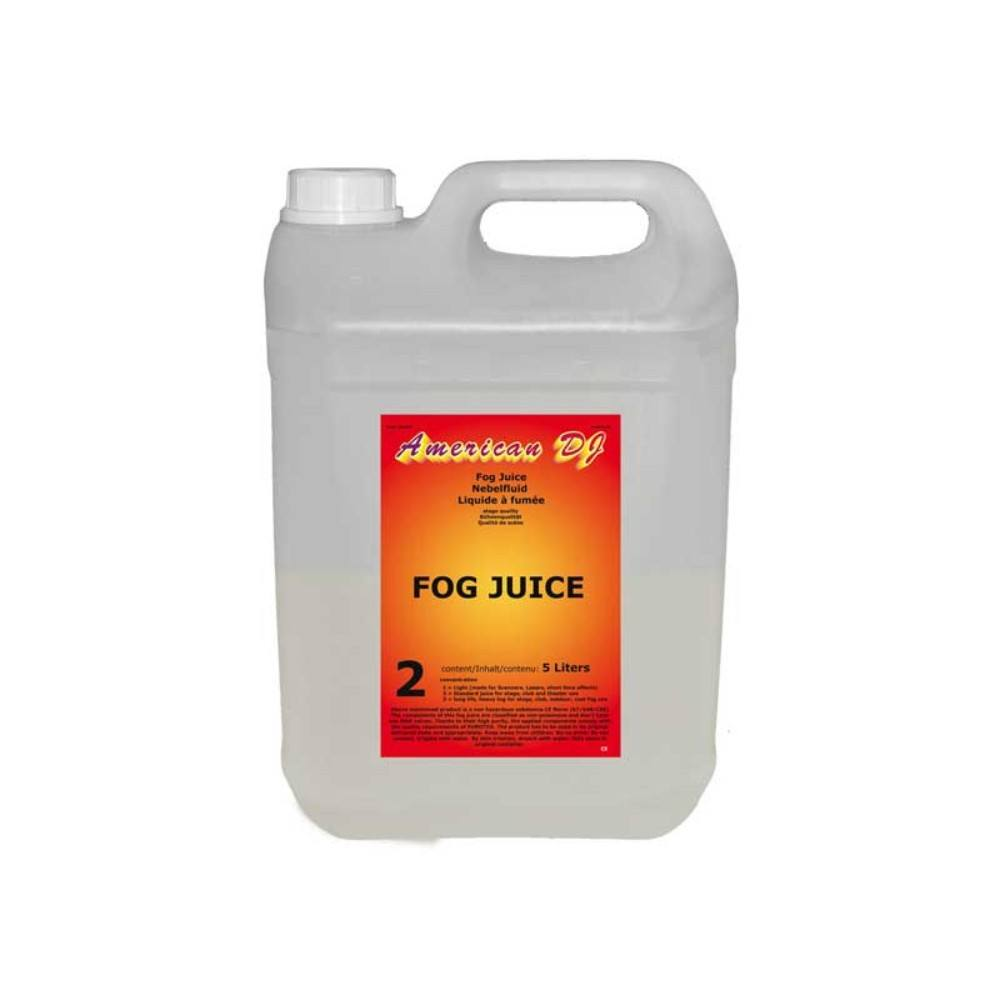 ADJ Fog juice Medium 5L