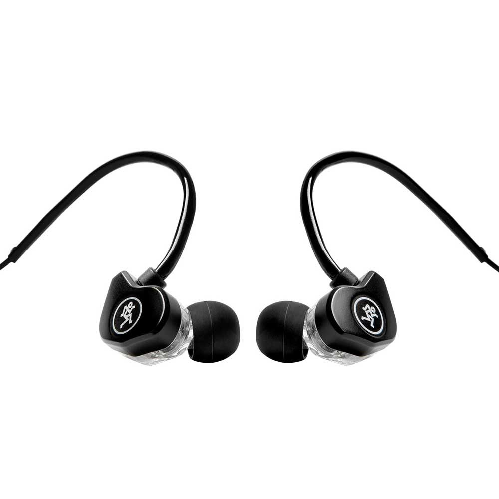 Mackie CR-Buds+ - Dual Dynamic Driver Professional Fit Earphones ყურსასმენი