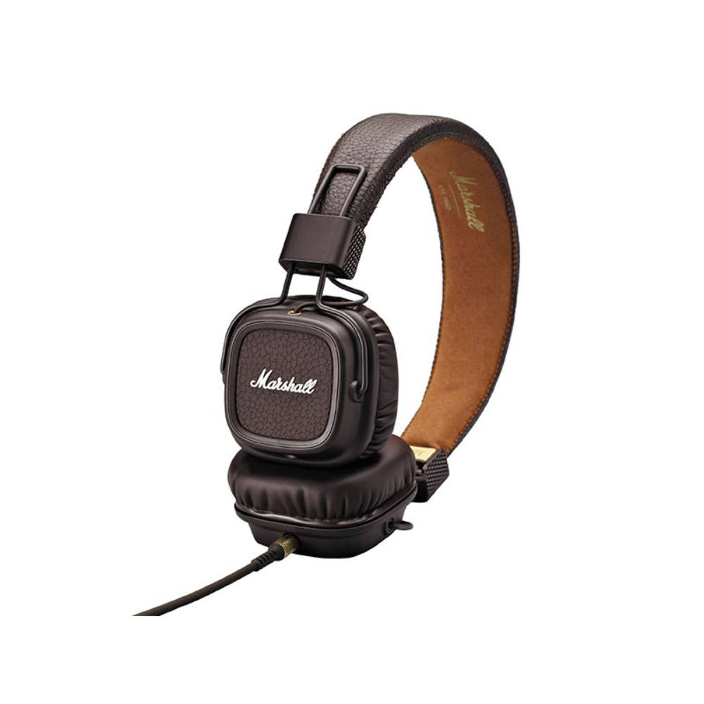 Marshall Major II Headphone Brown ყურსასმენი