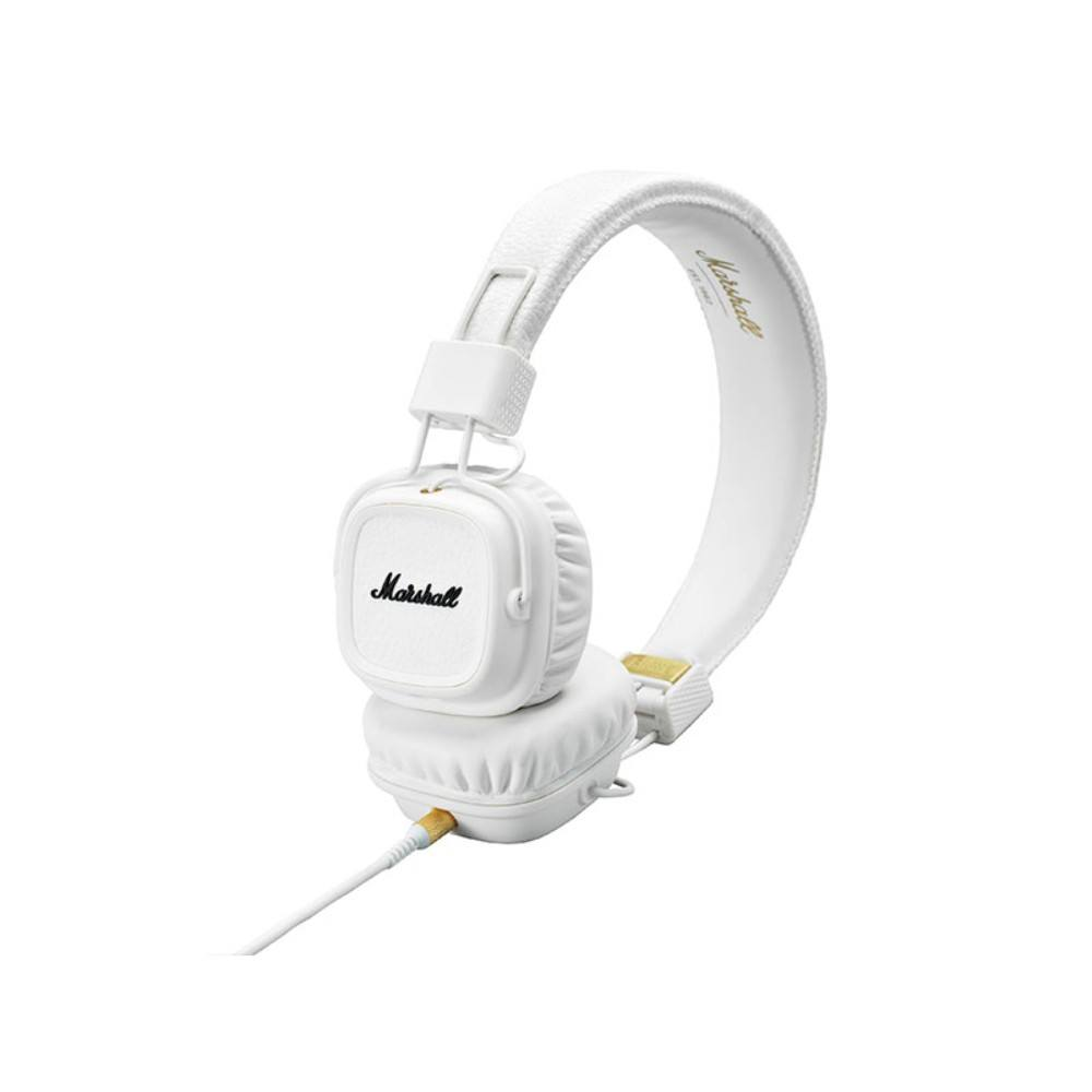 Marshall Major II Headphone White ყურსასმენი