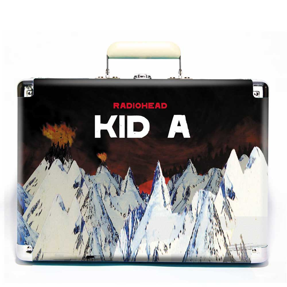 Crosley Cruiser – MH Exclusive Radiohead Kid A Art-ფირსაკრავი