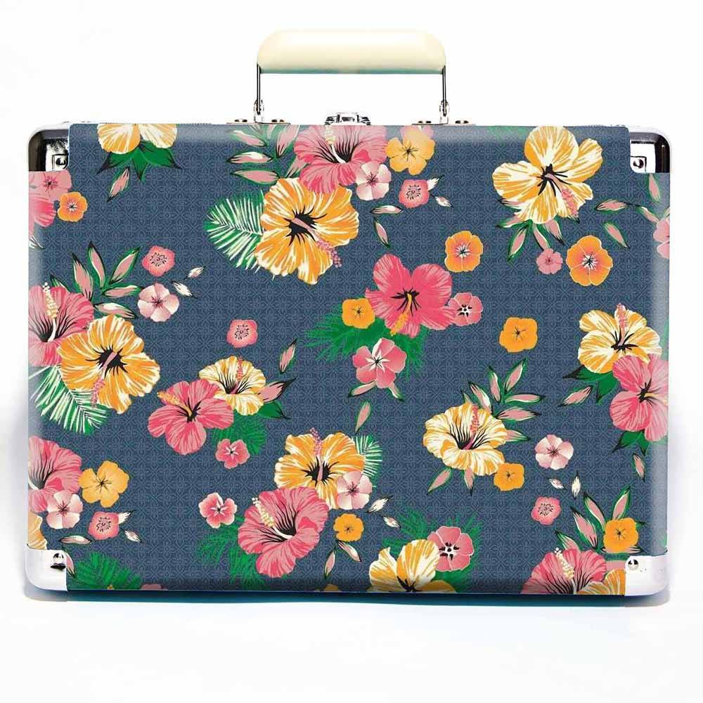 Crosley Hawaiian Flowers Art
