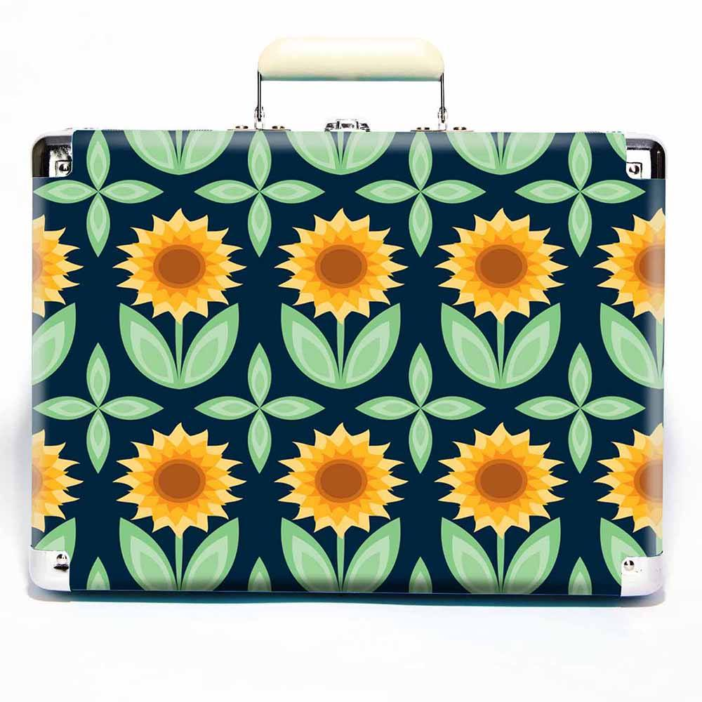 Crosley Sunflower Art