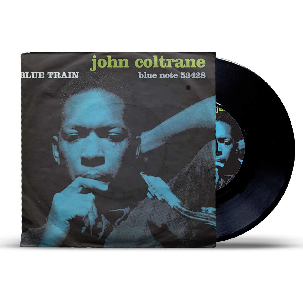 Coltrane, John Quartet Blue Train -Hq ფირფიტა
