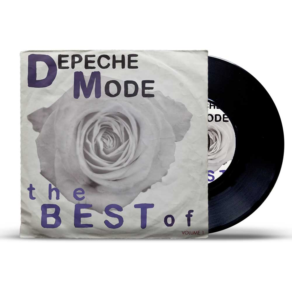 Depeche Mode Best Of Depeche.Vol1-Hq  ფირფიტა