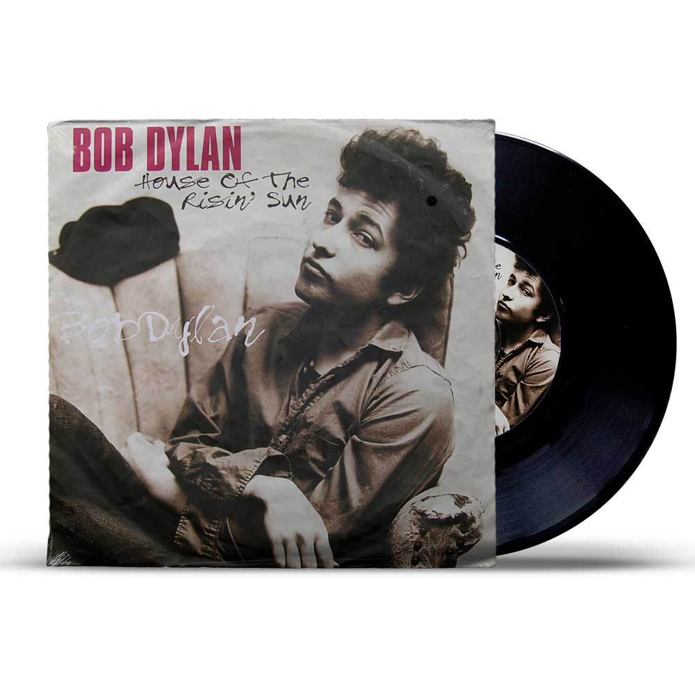 Dylan, Bob House Of The Risin' Sun ფირფიტა