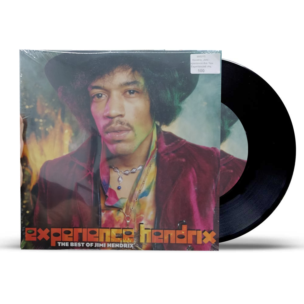 Hendrix, Jimi -Experience Are You Experienced -Hq ფირფიტა