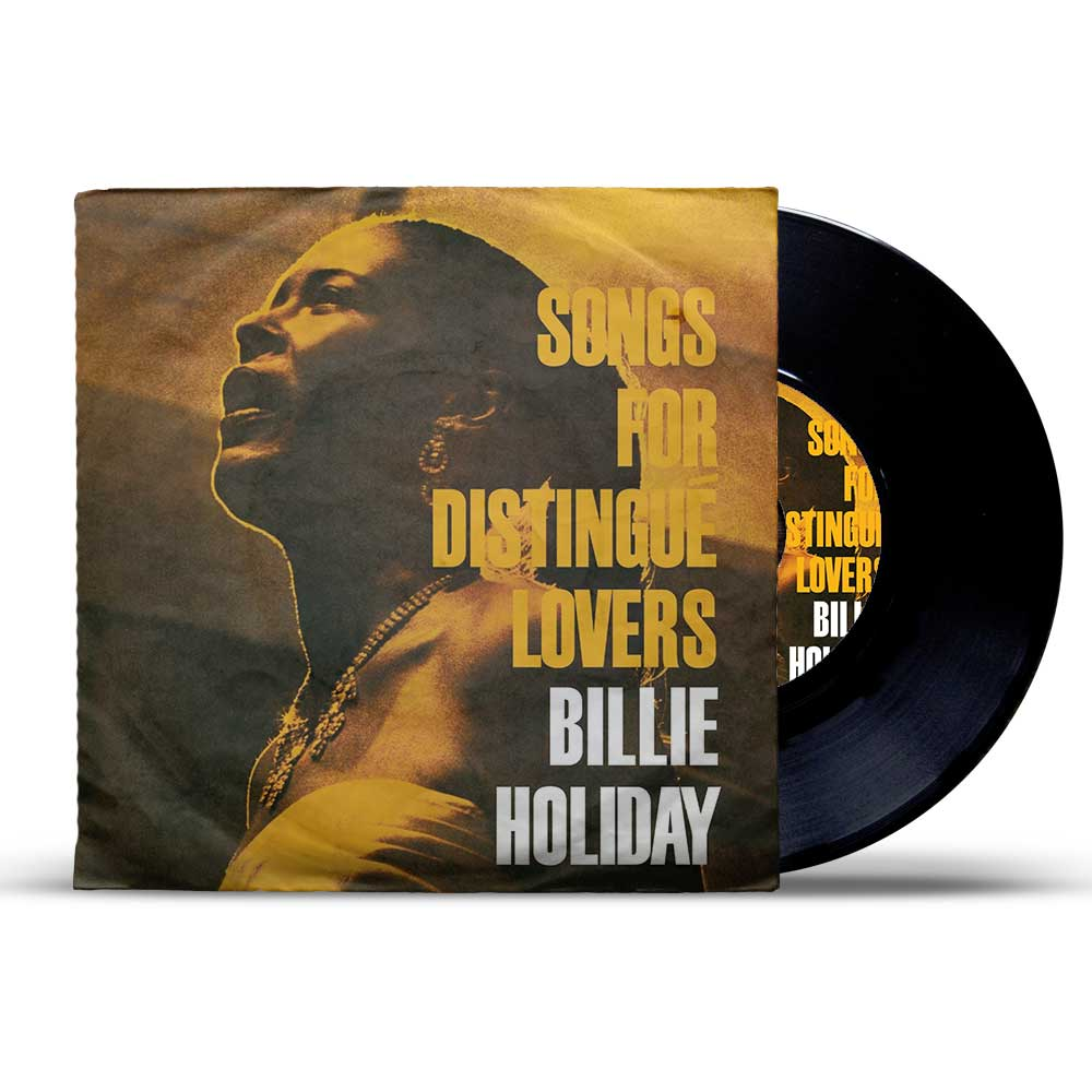 Holiday, Billie Songs For Distingue ფირფიტა