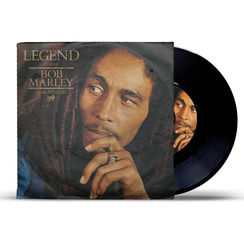 Marley, Bob & The Wailers Legend -Hq ფირფიტა