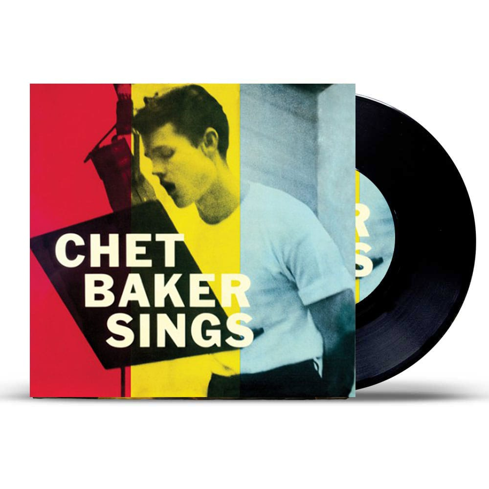 "Baker, Chet-Sings -Lp+7""/Coloured/Hq ფირფიტა"