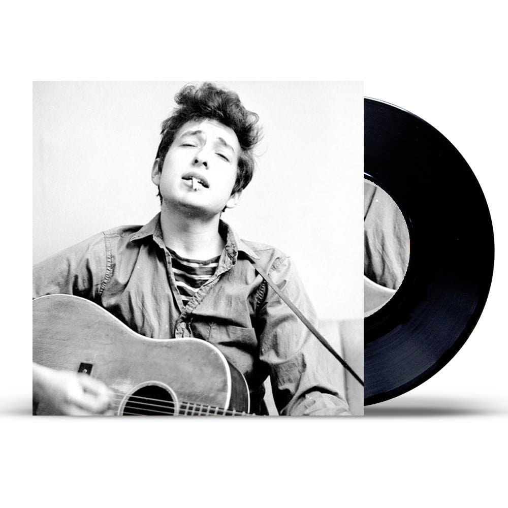 Dylan, Bob-Bob Dylan -Coloured ფირფიტა