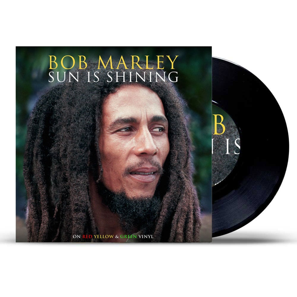 Marley, Bob-Sun Is Shining -Hq ფირფიტა
