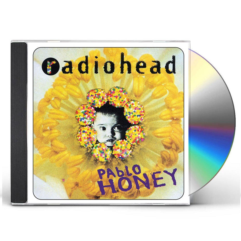 Radiohead-Pablo Honey  CD დისკი