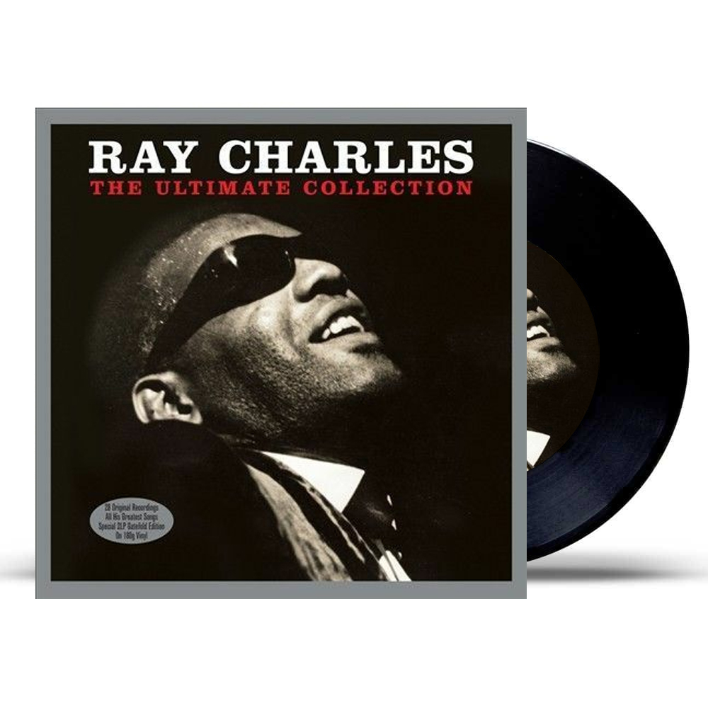 Charles, Ray-Ultimate Collection -Hq ფირფიტა