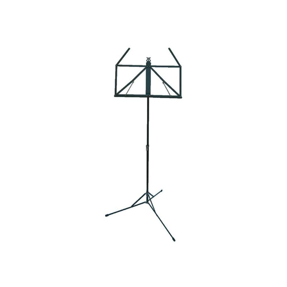 DIMAVERY Music stand black პიუპიტრი