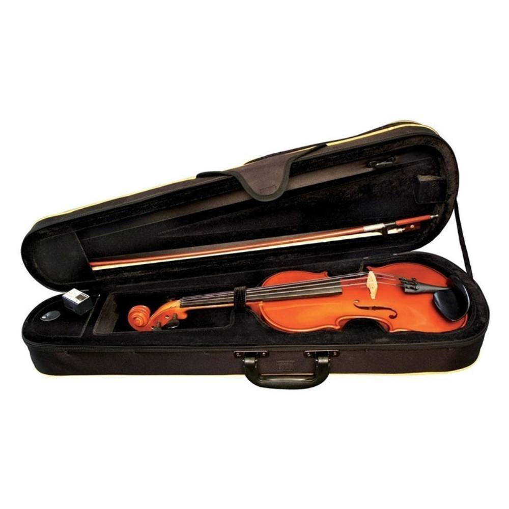 GEWApure VIOLIN OUTFIT HW 4/4 HW SETUP IN GERMAN GEWA WORKSHOP ვიოლინო