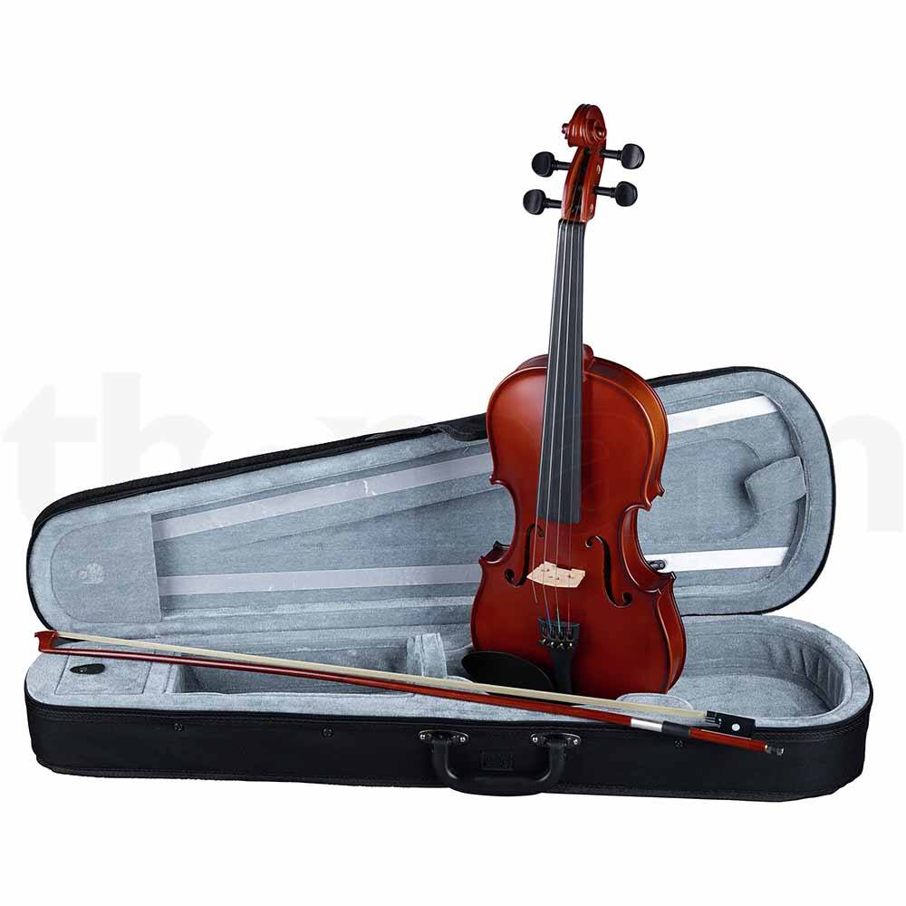 GEWApure VIOLIN OUTFIT HW 4/4 EW SETUP IN GERMAN GEWA WORKSHOP ვიოლინო