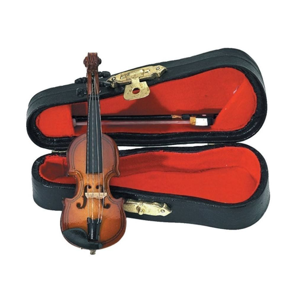 GEWA Mini-Violin 9 cm, With Bow