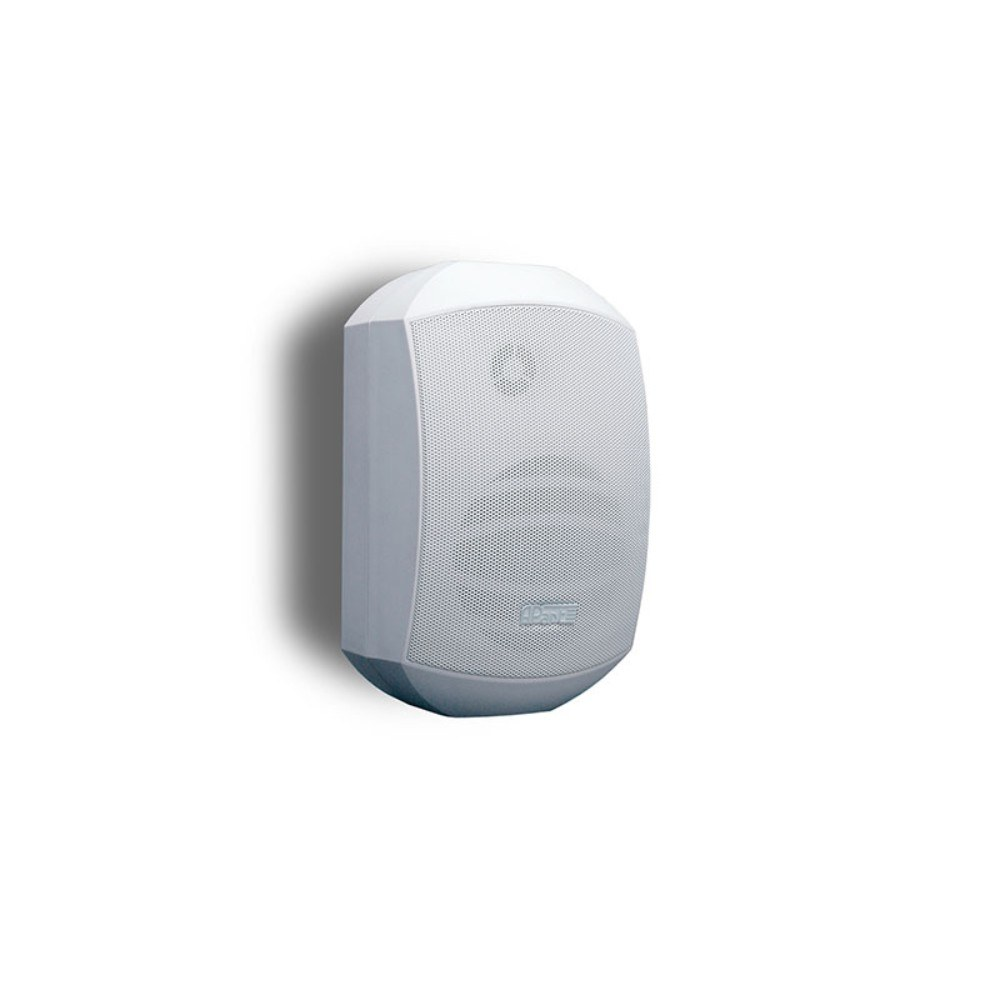 Apart MASK4T-W 4.25 small design  wo way loudspeaker , white კედლის დინამიკი